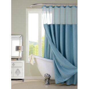 Blue Shower Curtains Youu0027ll Love