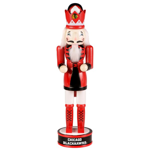 NHL Nutcracker by Forever Collectibles