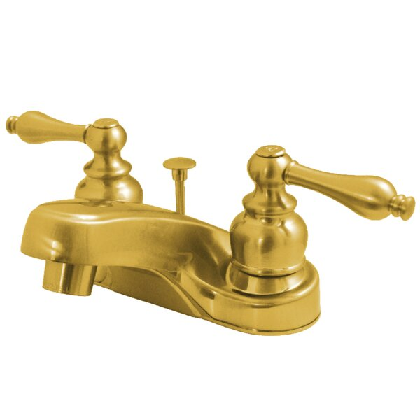 Magellan Centerset Bathroom Faucet With Drain Assembly By Kingston Brass