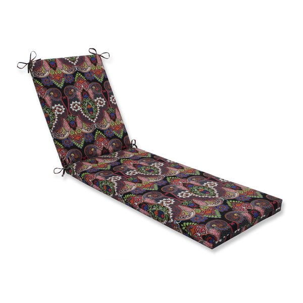 Indoor/Outdoor Chaise Lounge Cushion by Bloomsbury Market