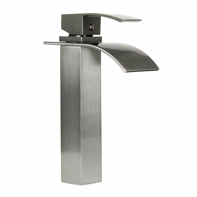 Wye Modern Bathroom Vessel Sink Faucet