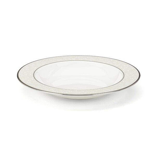Opal Innocence Fine Bone China Pasta / Soup Bowl by Lenox