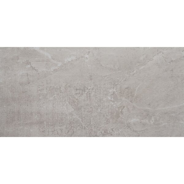 Rowe 12 x 24 Porcelain Field Tile in Haze by Itona Tile