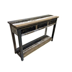 Knollwood Enticing Wooden Console Table by R..