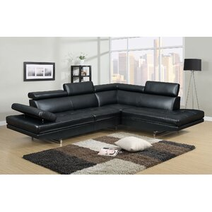 Logan Sectional by Nathaniel Home