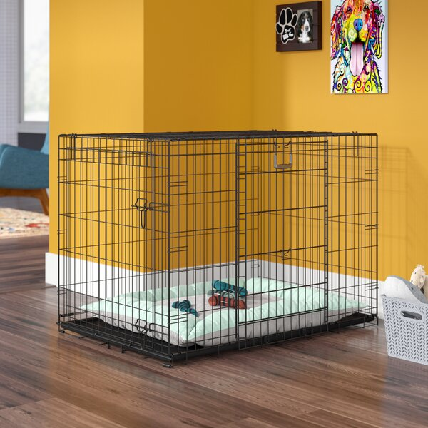 Ovation Trainer Double Door Pet Crate by Archie & Oscar