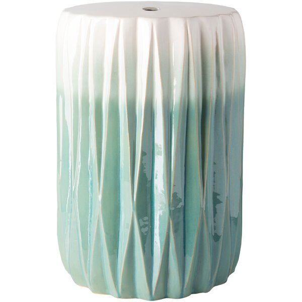 Horsforth Garden Stool by Mistana Mistana