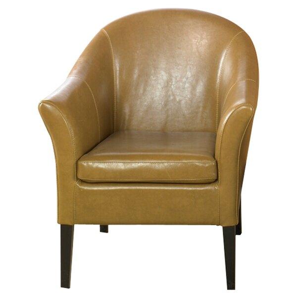 Leola Barrel Chair by Red Barrel Studio
