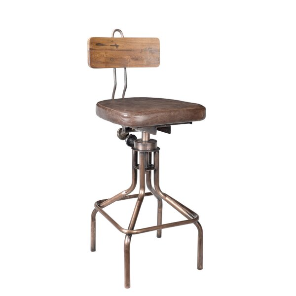 Nerra Bar Stool by 17 Stories