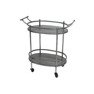 Christopherso Oval Bar Cart