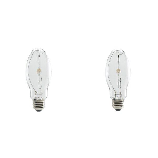 E26 Metal Halide Light Bulb (Set of 2) by Bulbrite Industries