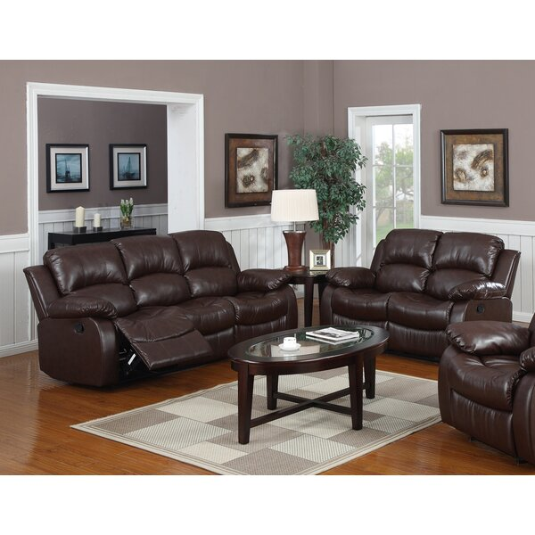 Bryce Reclining 2 Piece Living Room Set by Latitude Run