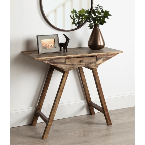 Review Pringle Chic Small Wooden Console Table