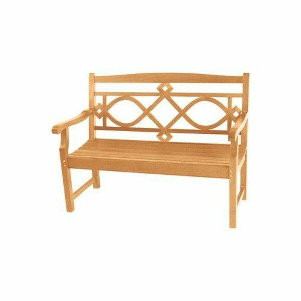 Teak Garden Bench by HiTeak Furniture