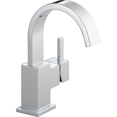 Single Faucet Drain Chrome photo