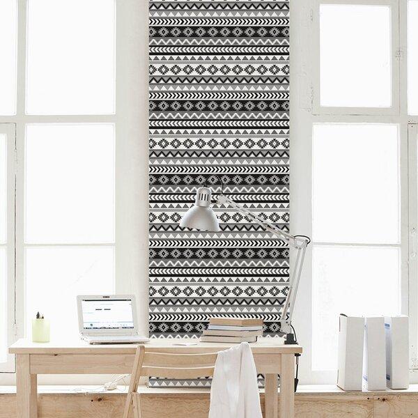 Aztec Wallpaper Tile by Wallums Wall Decor