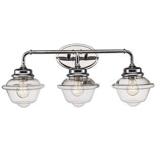 Buy clear Mcmurry 3-Light Vanity Light ByMercury Row