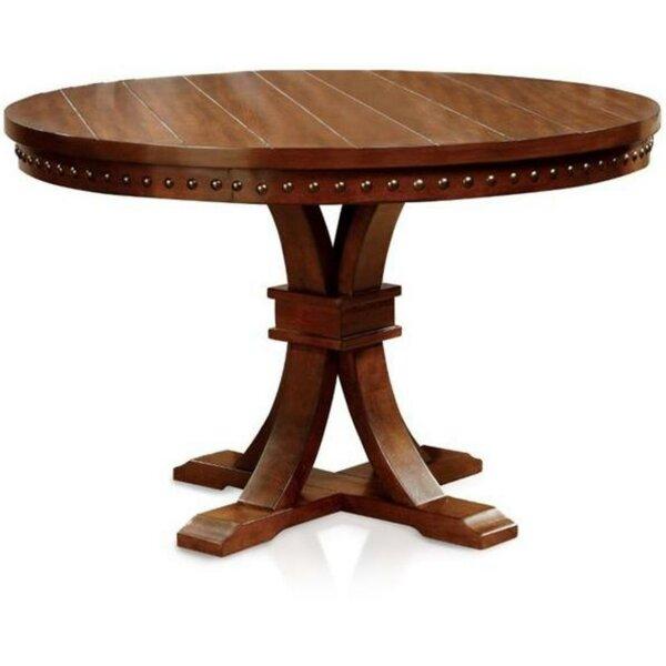 Burkett End Table by Gracie Oaks