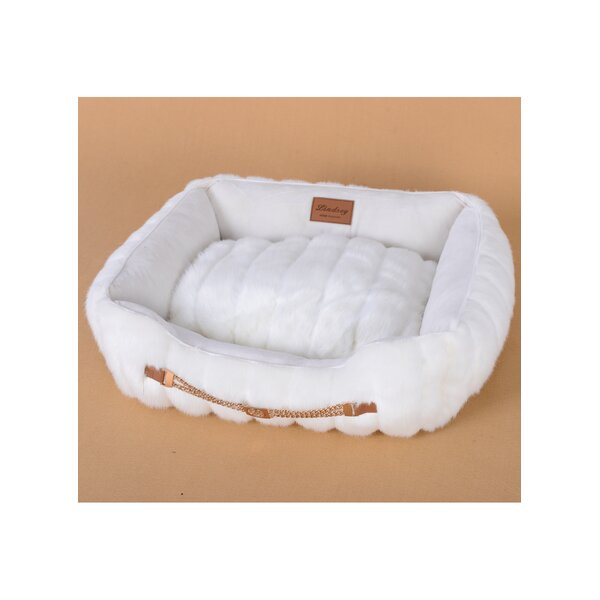 Faux Fur Luxury Dog Bed by Lindsey Home Fashion