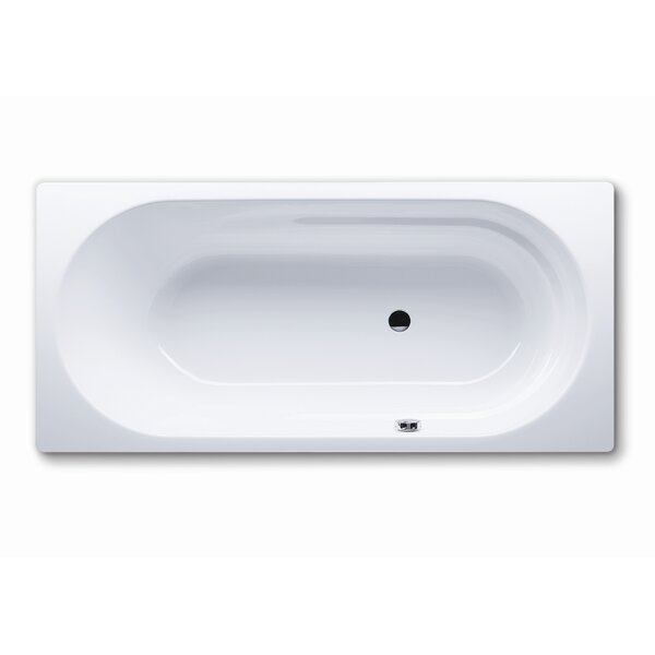 Vaio 67 x 32 Soaking Bathtub by Kaldewei