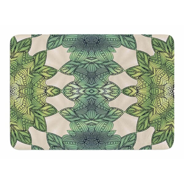 Forest Leaves by Art Love Passion Bath Mat by East Urban Home