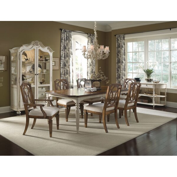 Daniella 7 Piece Extendable Dining Set by Lark Manor