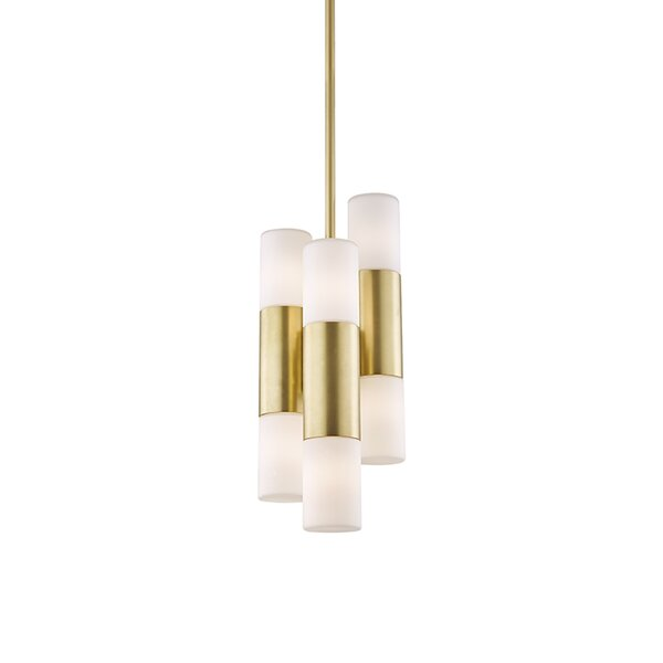 Tamay 6-Light Sputnik Chandelier by Brayden Studio