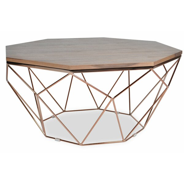 Abree Frame Coffee Table by Mercer41 Mercer41