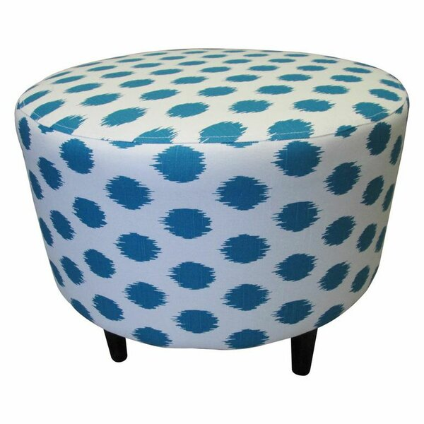 Belgr Tufted Ottoman by Ebern Designs