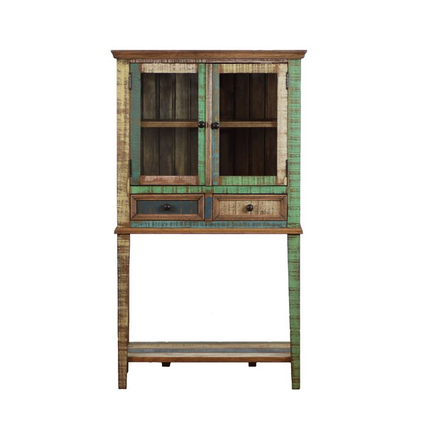 Rentz Display Cabinet by Bloomsbury Market