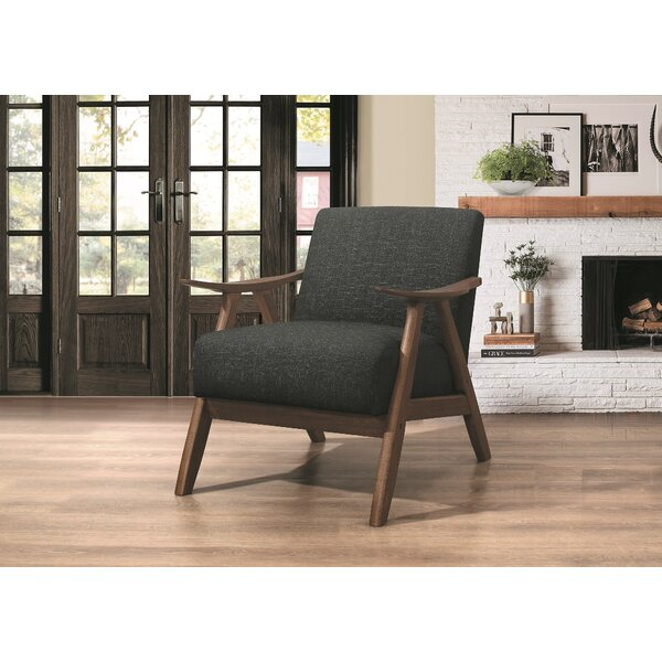 Hofstetter Fabric Accent Armchair by George Oliver