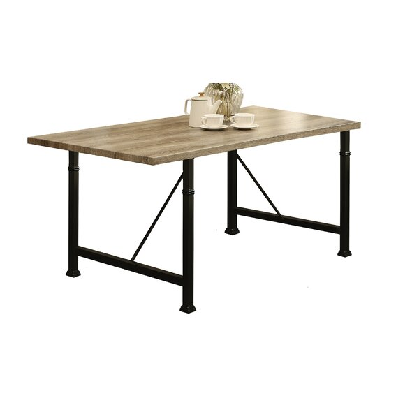 #2 Sloat Dining Table By Canora Grey Wonderful