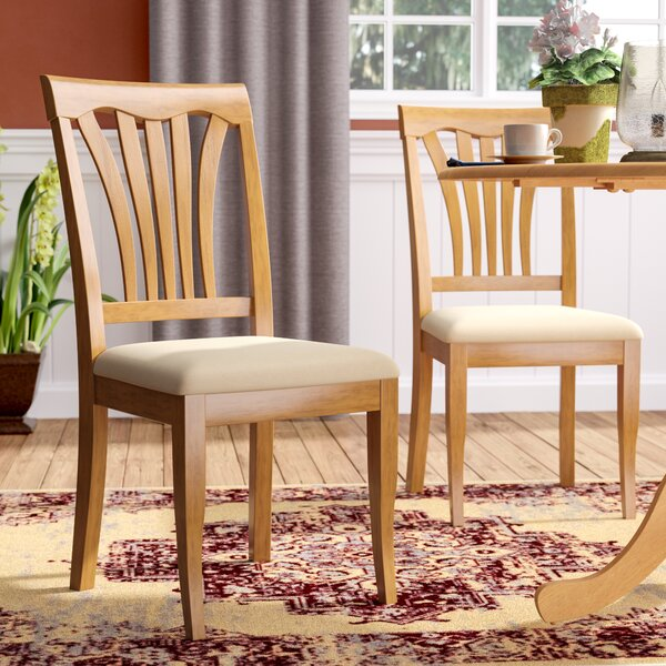 Emmaline Side Chair (Set of 2) by Alcott Hill