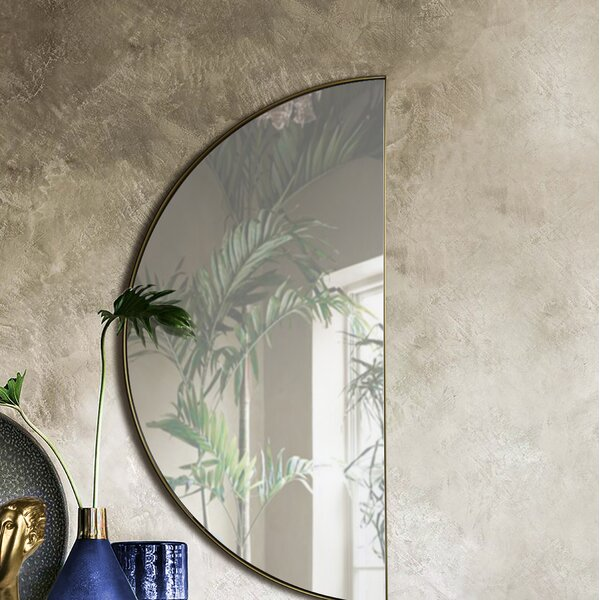 Wilhelmina Wall Mirror by Mercer41