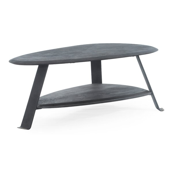 Bohannon Pebble Coffee Table by Foundry Select