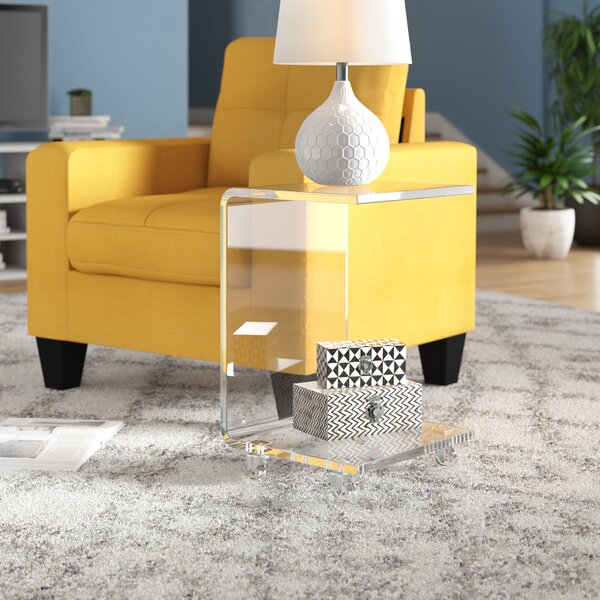 Check Price Brozany End Table
