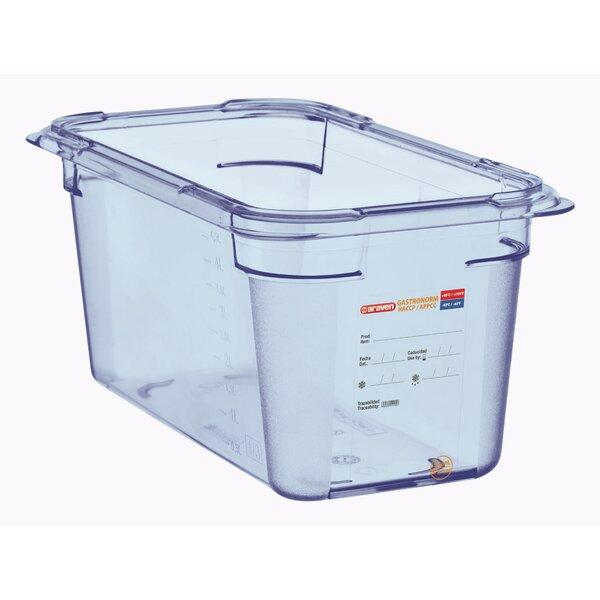 145 Oz. BPA Free Food Box (Set of 6) by Araven