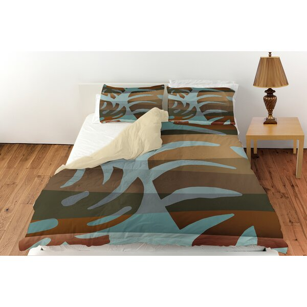 Tropical Leaf Duvet Collection