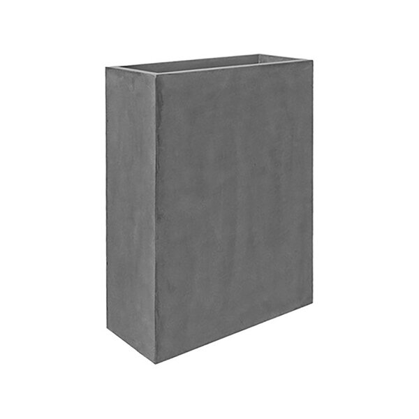 Cromartie Long Rectangular Fiberstone Planter Box by Orren Ellis