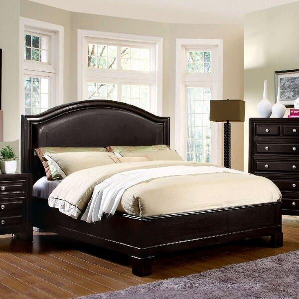 Laskowski Upholstered Platform Bed by Red Barrel Studio