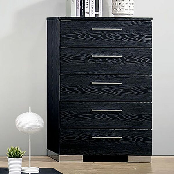 Florissant 5 Drawer Chest by Orren Ellis