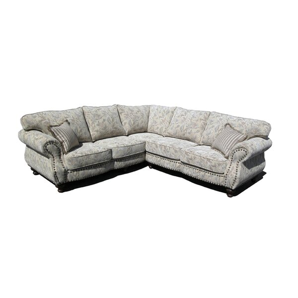 Schank Symmetrical Sectional By Darby Home Co
