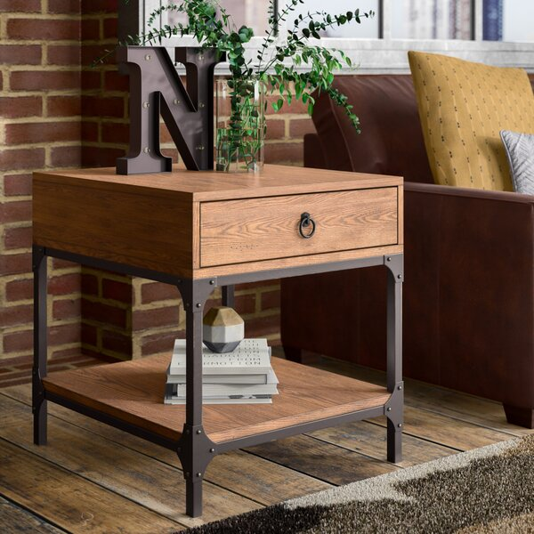 Tanner Side Table by Birch Lane™