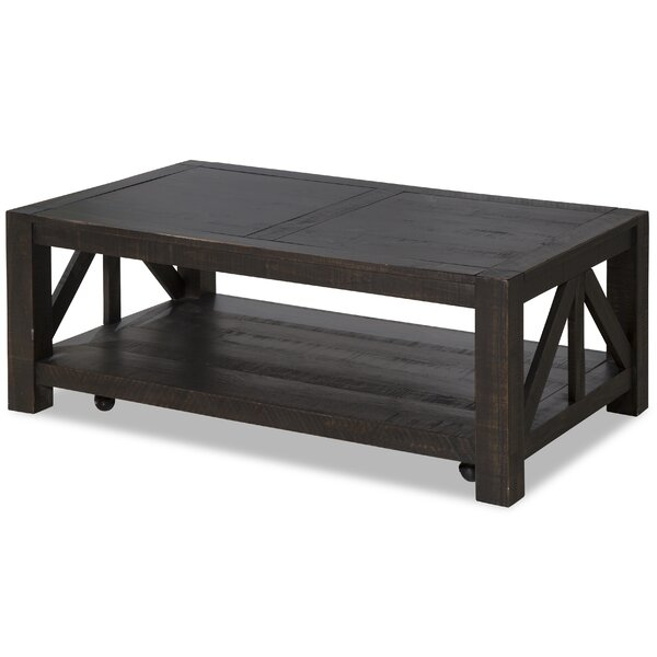 Fairman Rustic Coffee Table by Harriet Bee