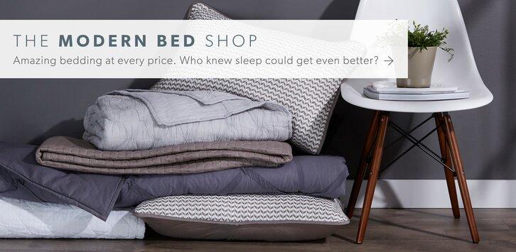THE LOOK FOR LESS - Modern Bedding AllModern