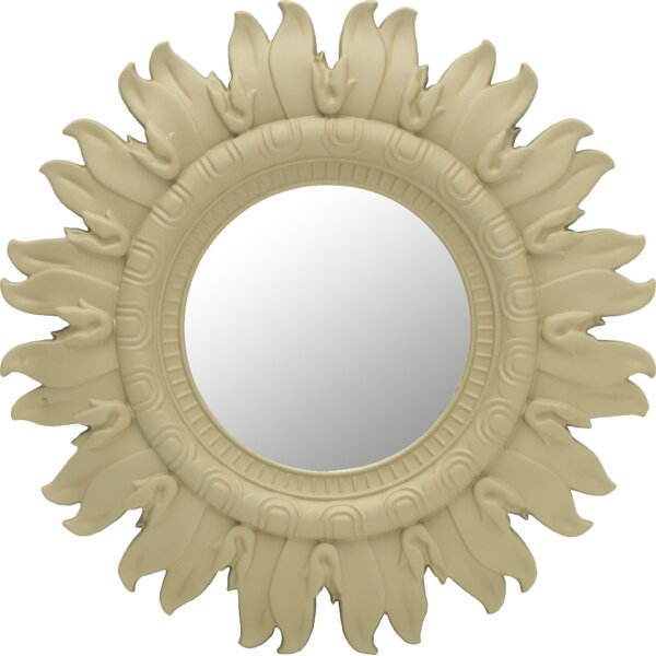 Sunburst Overmantel Mirror (Set of 3) by Elements