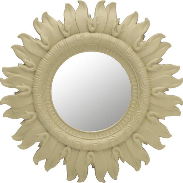 Sunburst Overmantel Mirror (Set of 3) by Elements