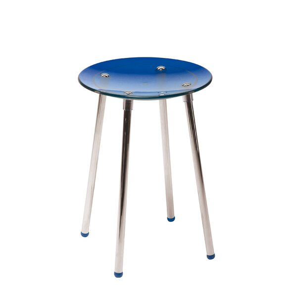 Complements Noni Bathroom Stool by WS Bath Collections
