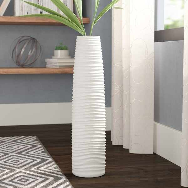Cylinder Ceramic Vase by Wade Logan