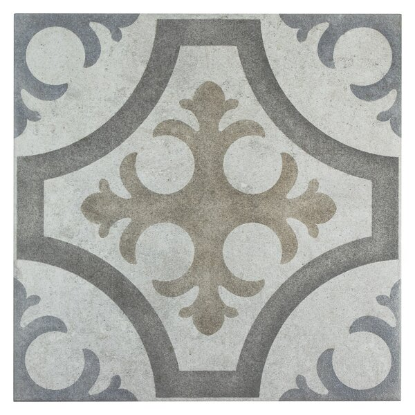 Ardisana 13.13 x 13.13 Ceramic Patterned Tile by EliteTile
